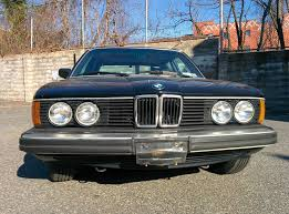 All BMW Models 1983 bmw 733i : 1983 BMW 733i Black - Classic BMW Other 1983 for sale