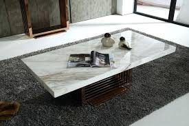 modern rectangle white marble coffee table com mid tables century top modern rectangle white marble coffee table com mid tables century top
