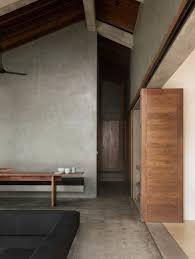 Concrete Surfaces Evoke Rough Luxury Inside Sri Lankas K House