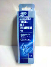 boots 4 ml advanced footcare nail fungal treatment pen