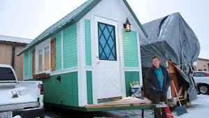 Small Picture Tiny houses helping with homeless problem in US CBS News