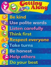 Preschool Class Rules Chart 56 Paradigmatic Class Rules Charts