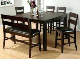 dining table bench with backrest. dining tables with benches backs 70 design photos on table bench seat back backrest c