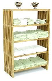 bathroom storage furniture. Fascinating Bathroom Towel Storage Cabinet Teak Shelf Beach Style Cabinets And Furniture
