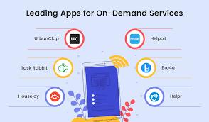 successful on demand home service app