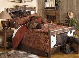 sonora rustic bedding collection