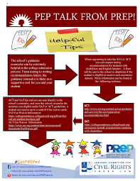 October Newsletter: The Standardized Test Guide ACT or SAT Edition ...