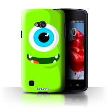 Green Monsters Design for Lg L50/D213 ...