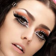 high fashion makeup looks