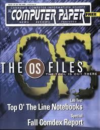1999 01 The Computer Paper - BC Edition by The Computer Paper - issuu