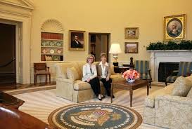 oval office rug. Oval Office Rug Recreating The At W Bush Presidential Center President Obamas .