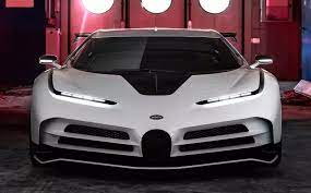 19 named after race driver louis chiron 2020 Bugatti Centodieci Top Speed
