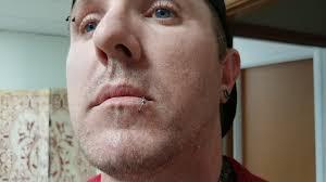 Lip Piercing Axiom Body Piercing Studio