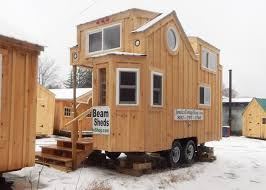 Small Picture Tiny Homes on Wheels for Sale Prefab Tiny House on Wheels