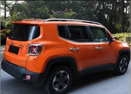 jeep 2015 renegade black. Fine 2015 JIOYNG Aluminum Alloy Car Roof Rack Baggage Luggage Bar For JEEP Renegade  2015 2016 2017 2018 Jeep Black D