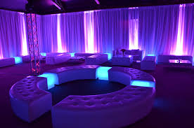 Lighted Cocktail Tables For Rent Led Furniture Led Furniture Rentals Grimes