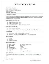Amazing Resume Examples The Proper Fresh Sample Template Best ...