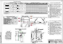 Дипломная работа по строительству на тему механосборочный цех  10 Календарный график схемы монтажа
