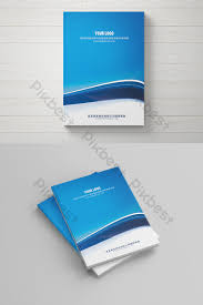 Book Cover Design Free Download Blue Book Cover Design Template Template Psd Free Download