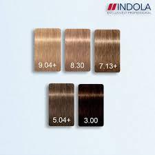 Schwarzkopf Indola Colour Chart Indola Profession Permanent Caring Color Intense Coverage