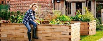 best material for making a raised bed