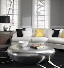 Black, White & Gray Apartment Decor ...
