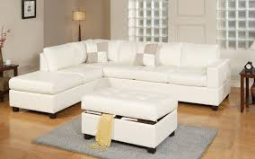 Breathtaking White Sectional Sofa With Chaise Pics Ideas ...