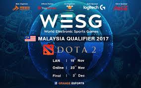 dota 2 wesg malaysia qualifier 2017 online qualifier 23rd nov