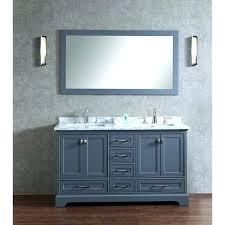 55 inch double vanity. Wonderful Vanity 55 Inch Vanity Cosy Bathroom Double  With Inch Double Vanity 5