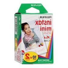 <b>Fujifilm</b> Colorfilm Instax Mini <b>Glossy 10</b>/<b>2PK</b>