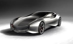 2030 mustang concept.  Concept Electric MercedesBenz Of 2030 Envisioned By German Student Inside Mustang Concept