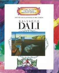 salvador dali getting to know the world s greatest artists mike venezia 9780516422961 com books