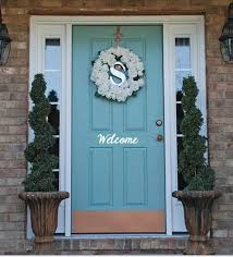 exterior door stickers. personalized welcome vinyl decal for your front door. this listing is door exterior stickers n