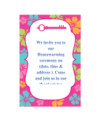 housewarming es for invitations