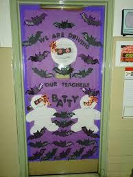 halloween door decorating ideas for teachers. Batty Halloween Door Decorating Ideas For Teachers E