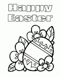 Best Of Happy Easter Coloring Pages Holiday Coloring Pages Free