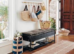 Ballard Designs Bench Every Home Big Or Small Should Have A Mudroom The Daily