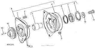 john deere parts diagrams, john deere 160 lawn tractor (12 5 hp john deere l130 pto clutch wiring diagram john deere parts diagrams john deere 130,160 electromagnetic pto clutch