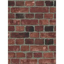 43 red brick textured wallpaper on