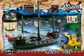 """Пластиковый <b>конструктор COBI</b> """"Корабль-призрак"""" с фигурками ..."""