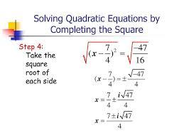 solving quadratic equations by quadratic formula worksheet as well as solving quadratic equations by pleting the