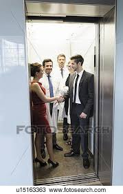 people in elevator clipart. stock photo - doctors and business people in elevator. fotosearch search images, elevator clipart