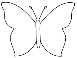 Our printable sheets or pictures may be used only for. 28 Butterfly Templates Printable Crafts Colouring Pages Free Premium Templates