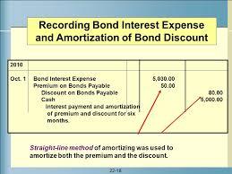 Amortization Bonds Section 1 Financing Through Bonds Ppt Video Online Download