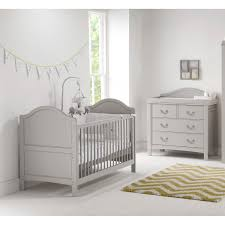 grey furniture nursery. East Coast Toulouse 2 Piece Roomset Grey Furniture Nursery Kiddicare
