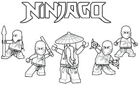 Ninjago Coloring Pages Free Coloring Pages Free Printable Free
