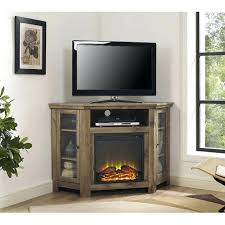 large image for electric gas fireplace starter utilize corner space wood a stand its kit