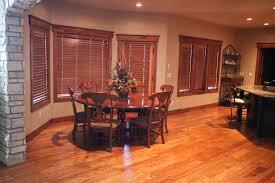large kitchen hardwood floor
