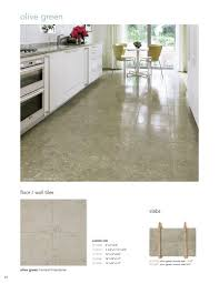 olive green limestone tile marble
