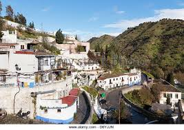 The Gypsy Quarter of Sacromonte